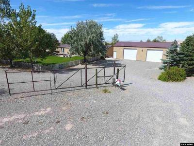 Winnemucca Manufactured Home For Sale: 6350 Staunton Drive