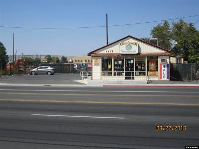 Reno Commercial For Sale: 1615 E 2nd St.