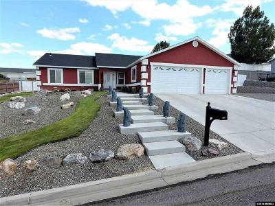 Winnemucca Single Family Home For Sale: 3023 Paiute St.