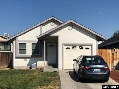 Fallon Single Family Home Active/Pending-Loan: 570 Amanda Lane