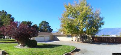 Minden NV Single Family Home Price Reduced: $559,900