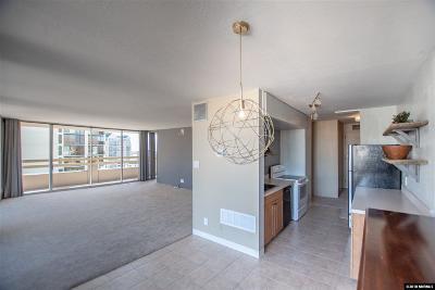 Washoe County Condo/Townhouse For Sale: 100 N Arlington #8K