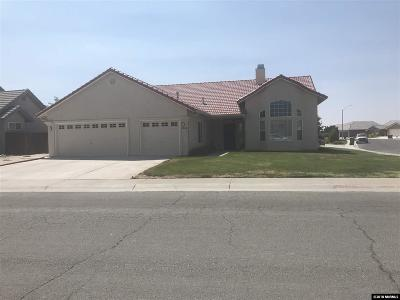 Fallon Single Family Home For Sale: 1266 Green Valley Dr