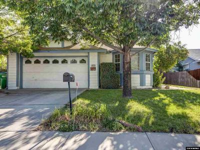 Sparks Single Family Home Price Reduced: 1075 Caboose