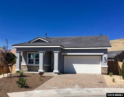 Sparks Single Family Home Active/Pending-Loan: 6881 Dorchester Drive