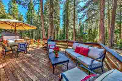 Incline Village Single Family Home For Sale: 1069 Tiller Drive