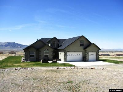 Winnemucca Single Family Home Extended: 10760 Reins Way