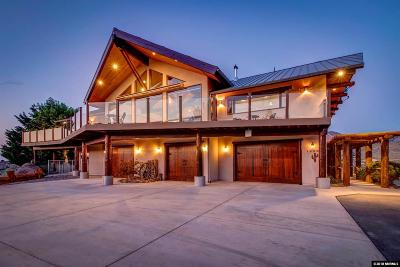 Washoe County Single Family Home For Sale: 1230 Chance Lane