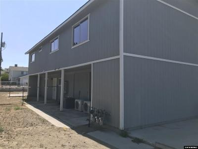 Fernley Multi Family Home Active/Pending-Call: 115 Curry Dr