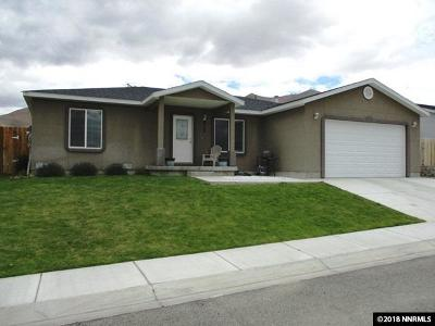 Winnemucca Single Family Home For Sale: 935 Lonnie Lane