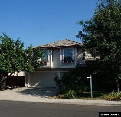 Sparks Single Family Home Active/Pending-Loan: 2190 Frisco Way