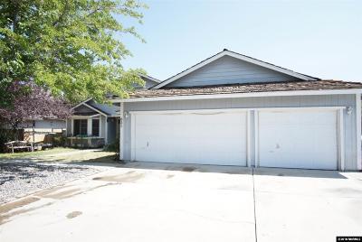 Dayton Single Family Home For Sale: 631 Boulder