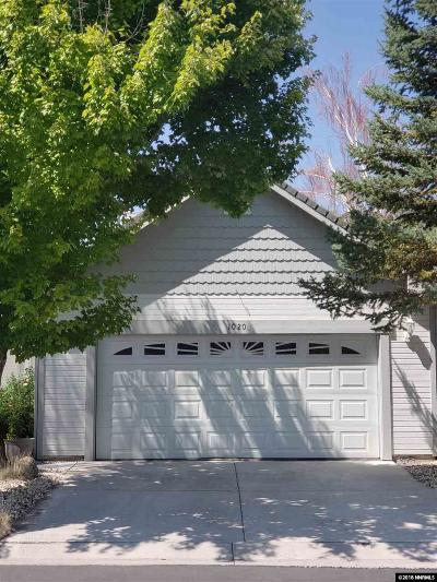 Minden NV Condo/Townhouse For Sale: $289,000