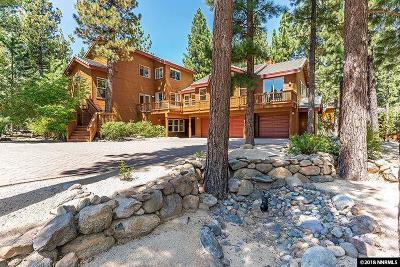 Reno Single Family Home For Sale: 375 Piney Creek