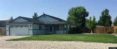 Sparks Single Family Home Active/Pending-Loan: 25 Tankersley Court