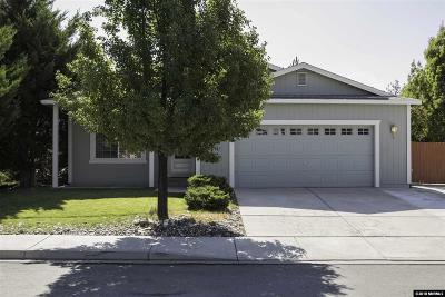 Single Family Home Active/Pending-Loan: 18234 La Casa Ct #--------