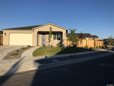 Single Family Home Active/Pending-Loan: 7388 Overture Drive