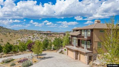 Single Family Home For Sale: 17144 Majestic View Drive