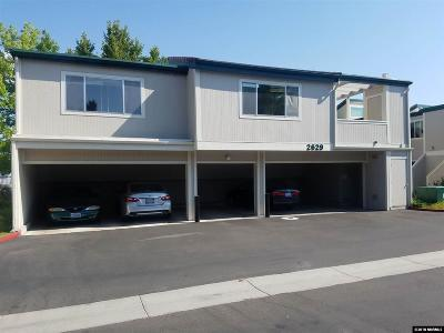 Sparks Condo/Townhouse Active/Pending-Loan: 2629 Sunny Slope #1