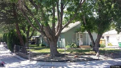 Sparks Single Family Home Active/Pending-Call: 303 Stanford Way