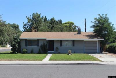 Gardnerville Single Family Home Active/Pending-Call: 1391 Lampe Drive