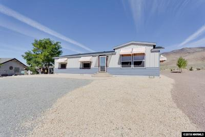Reno Manufactured Home For Sale: 5300 Pasture View,