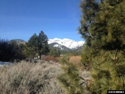 Reno Residential Lots & Land Active/Pending-Call: 5765 Florimont