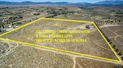 Residential Lots & Land Active/Pending-Loan: 1305 D Bar Ranch Ct