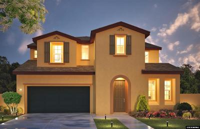 Sparks Single Family Home For Sale: 3053 Creekside Lane #441