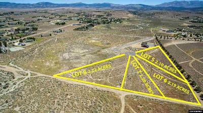 Residential Lots & Land For Sale: 1310 D Bar Ranch Ct