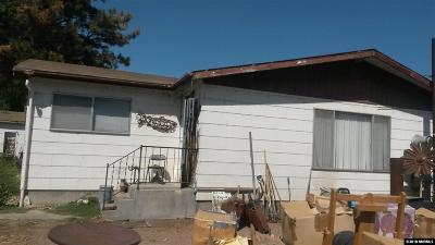 Fallon Single Family Home For Sale: 75 Drumm Ln