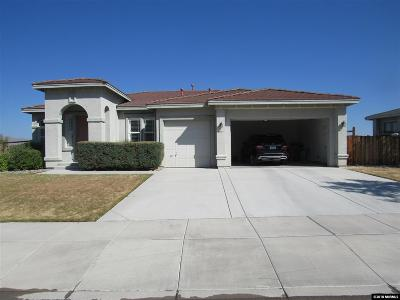 Sparks Single Family Home Price Reduced: 5911 Axis Drive