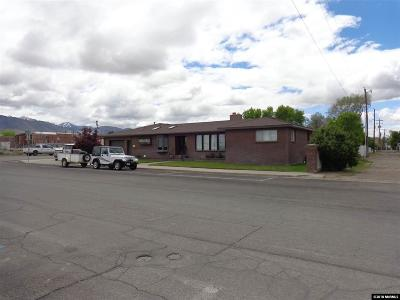 Winnemucca Single Family Home For Sale: 690 Reinhart