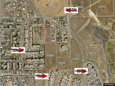 Sparks Residential Lots & Land For Sale: El Rancho Drive