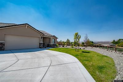 Sparks Single Family Home For Sale: 3641 Eutopian Court