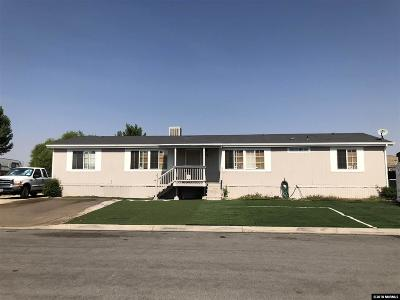 Reno Manufactured Home For Sale: 7541 Lytton Court