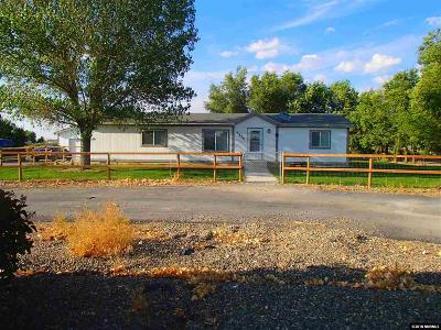 Winnemucca Manufactured Home For Sale: 4575 Aurora Ave