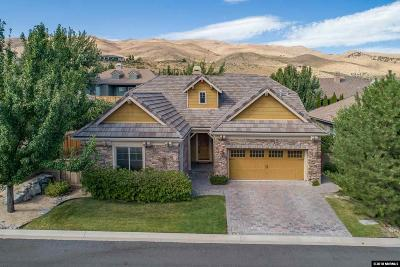 Reno Single Family Home For Sale: 8633 18th Hole