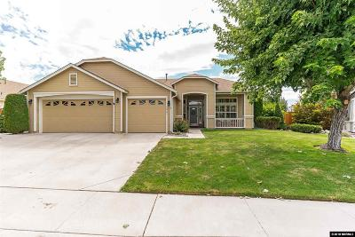 Sparks Single Family Home Active/Pending-Loan: 7861 Cantabria