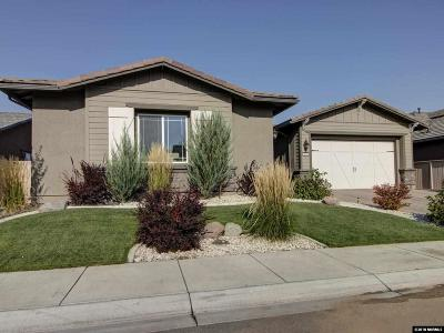 Reno Single Family Home For Sale: 10015 Ellis Park Lane