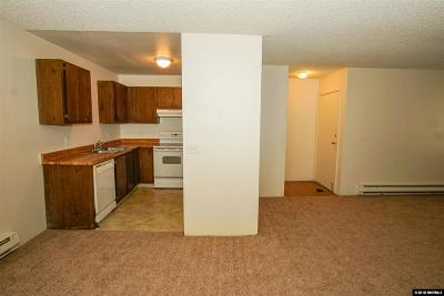 Reno Condo/Townhouse Back On Market: 2385 Tripp #1