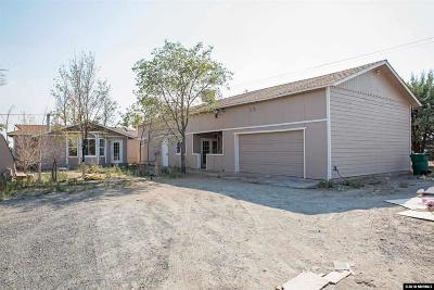 Silver Springs Single Family Home Price Reduced: 1245 Idaho