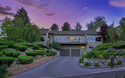 Reno Single Family Home For Sale: 2780 W Lake Ridge Shores