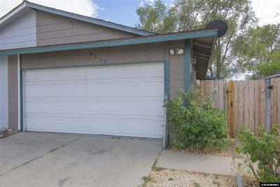 Reno Single Family Home Price Reduced: 5232 Echo Ave