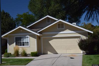 Minden Single Family Home Active/Pending-House: 1757 Tulip Ct.