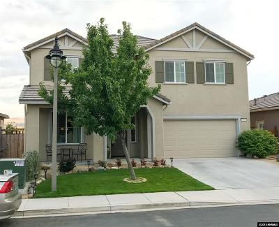 Sparks Single Family Home For Sale: 7405 Windswept Loop