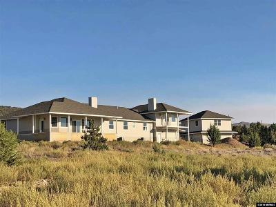 Gardnerville Single Family Home For Sale: 2597 Old Ranch Rd