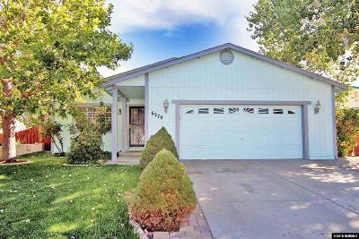 Sun Valley Single Family Home For Sale: 6270 W Cree Ct