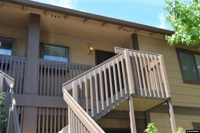 Reno Condo/Townhouse For Sale: 2979 Tierra Verde East