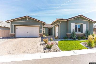 Reno Single Family Home For Sale: 9818 Dyevera Lane